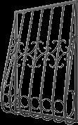 Дутые решетки
