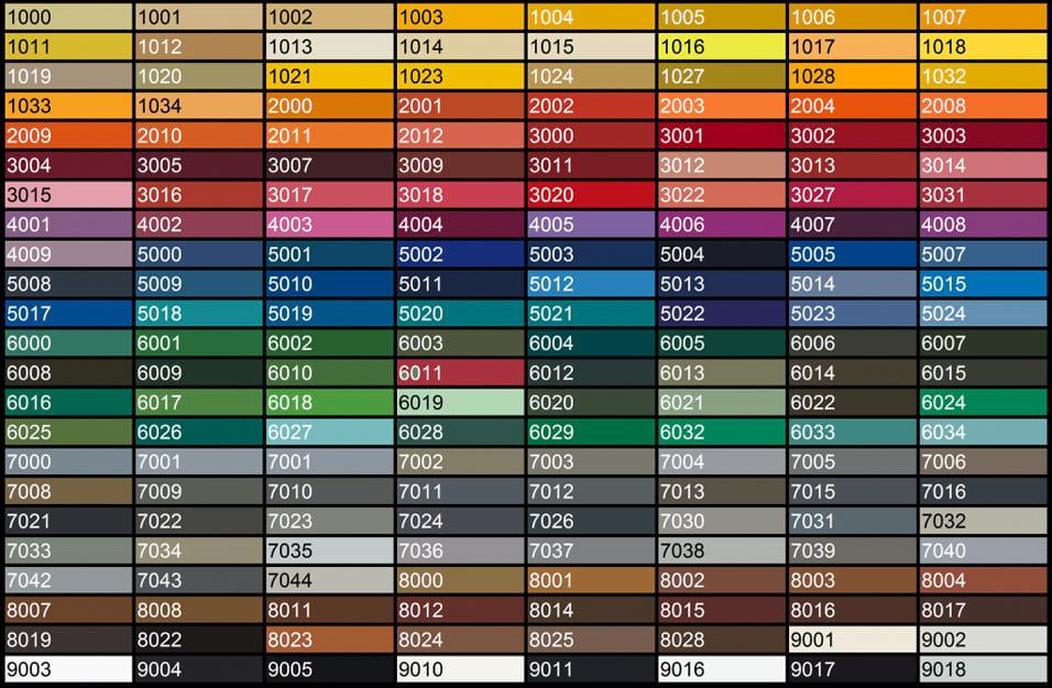 10-цвета-ral