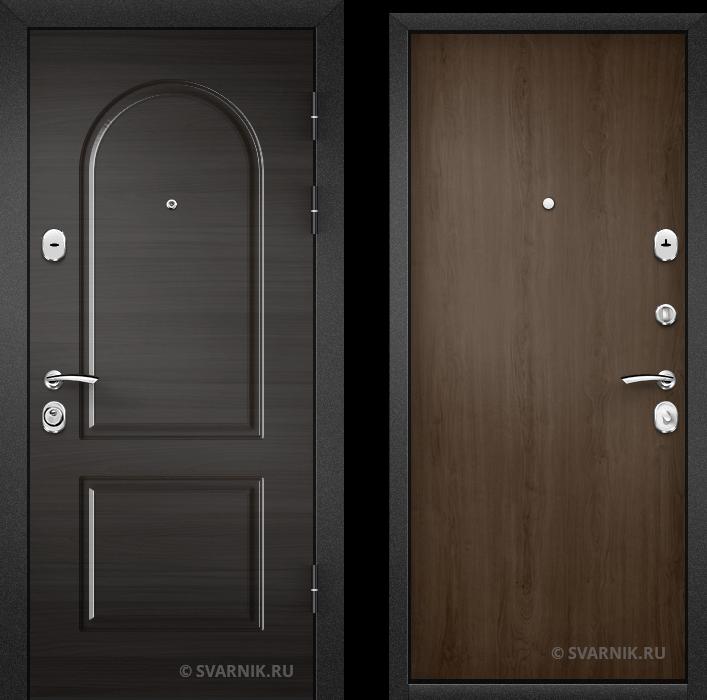Дверь входная с шумоизоляцией в квартиру винорит - ламинат